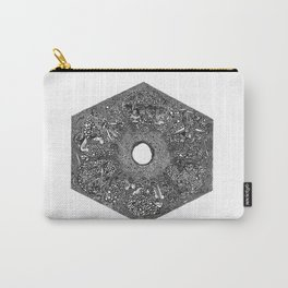 Souls of Lost Faces Carry-All Pouch