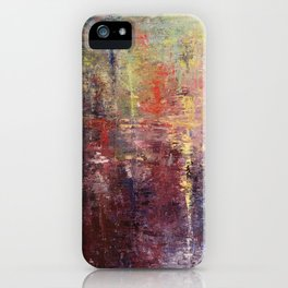 Lichen 6 iPhone Case