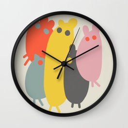 The Gang Wall Clock