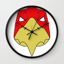 Crossfire Hurricane Wall Clock