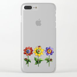 The Three Amigos II Clear iPhone Case
