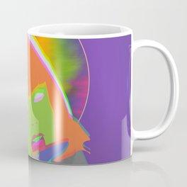 Neon Queen of Halloween Coffee Mug