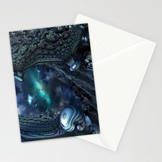 Andromeda strain Stationery Cards