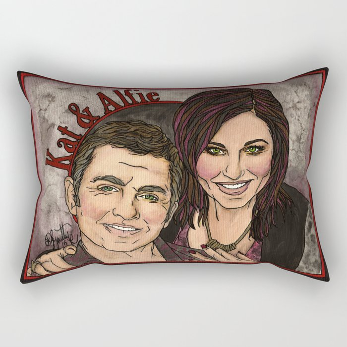 K&A Rectangular Pillow