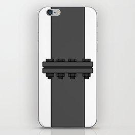 Pipe indesign Fashion Modern Style iPhone Skin