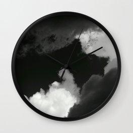 SALT / PEPPER Wall Clock
