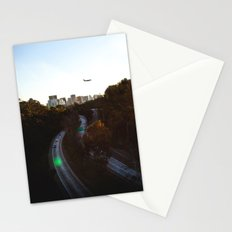 San Diego - Balboa Bridge  Stationery Cards