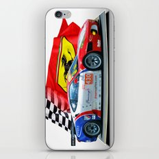 Ferrari F430 Racecar iPhone & iPod Skin