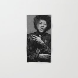 Chilling Hendrix Hand & Bath Towel