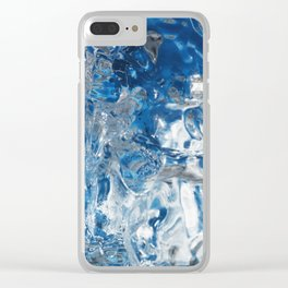Crystal Skies Clear iPhone Case