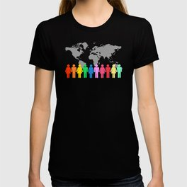 Be Engaged in Sharing the Gospel of Christ T-shirt