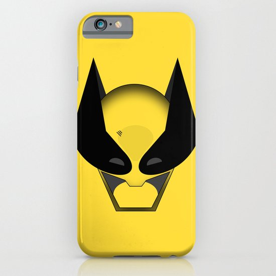 The Cowl: Wolverine iPhone & iPod Case
