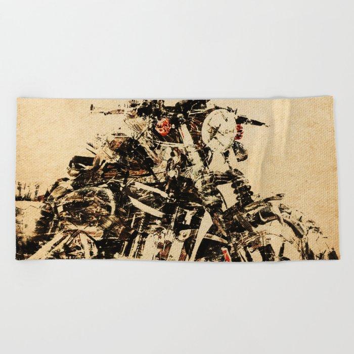 Magnetic Beach Towel
