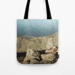 """Not A """"Cairn"""" The World Tote Bag"""