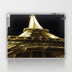 Tour Eiffel By Night Laptop & iPad Skin