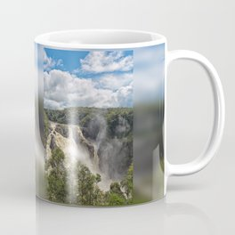 Beautiful Barron Falls Coffee Mug