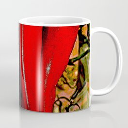 New Mexico Red Chiles growing in the Rio Grande Valley Coffee Mug