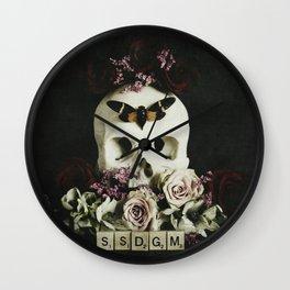 SSDGM Wall Clock