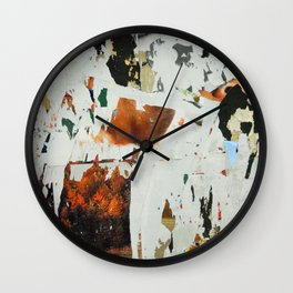 The Door of Possibility Wall Clock