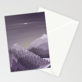 Winter Rising Stationery Cards