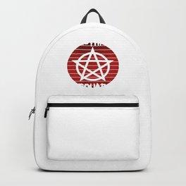 Gothic Satanism Squad Backpack