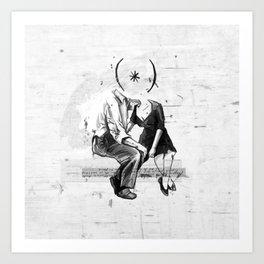 SYNALOEPHA Art Print