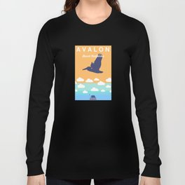 Catalina Island.  Long Sleeve T-shirt