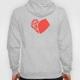 Heart Shaped Games Logo Hoody