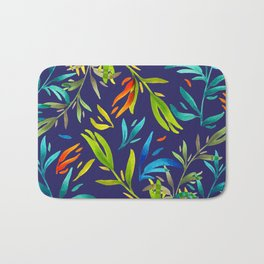 Tropical Colors #3 Bath Mat