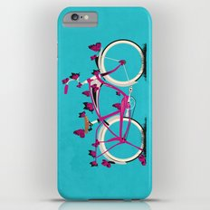 Butterfly Bicycle Slim Case iPhone 6 Plus