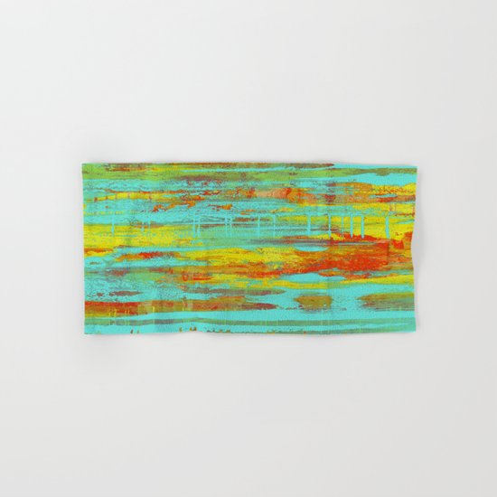 Sunset Hand & Bath Towel