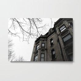 Mansion Metal Print