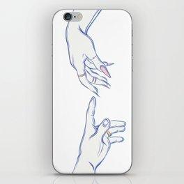 Creation of Love iPhone Skin