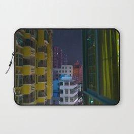 Paper Cut Out City Laptop Sleeve