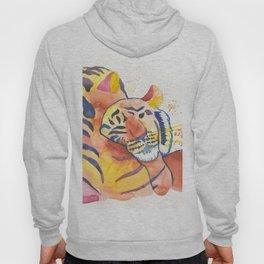 Cuddling Tigers Hoody