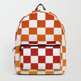 Chessboard Gradient Backpack
