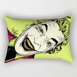 Joker On You 2 Rectangular Pillow