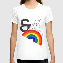 Rainbows & Unicorns T-shirt