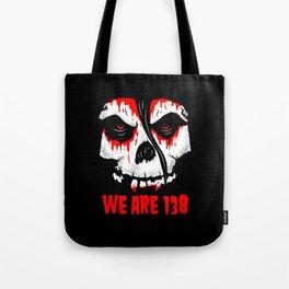138 FIENDS Tote Bag