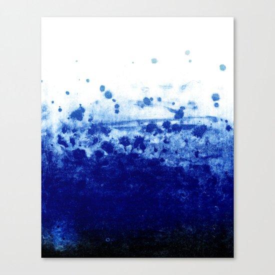 Sea Picture No. 6  Canvas Print