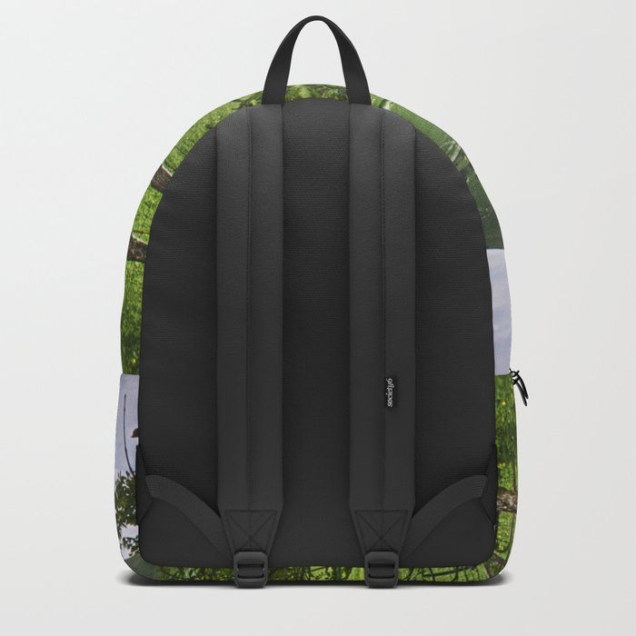 The Long Man Of Wilmington Backpack