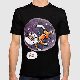 Laika the Space Dog T-shirt