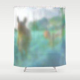 I in particular Am a Very Fine Horse Shower Curtain