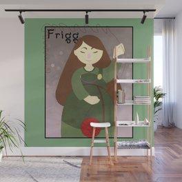 Frigg  Wall Mural