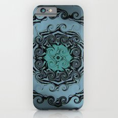 Tattoo of teardrops iPhone 6s Slim Case