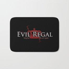 Evil Regal (black) Bath Mat