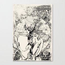 Servo Canvas Print