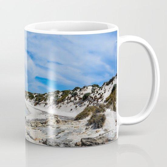 Secluded Beach Mug