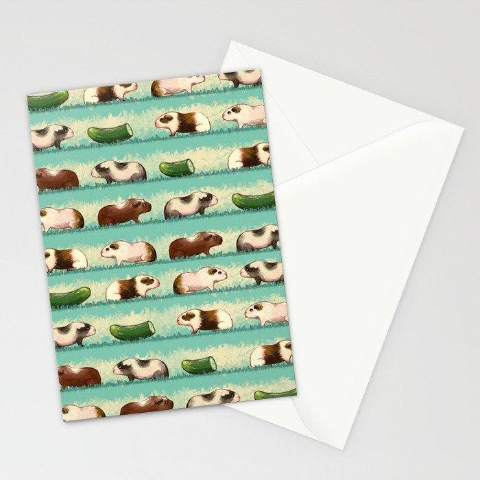 Guinea Pig Congo Stationery Cards
