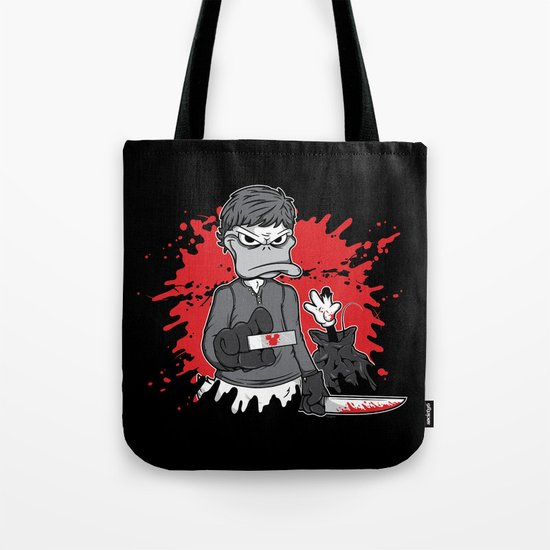 The Duck Passenger Tote Bag
